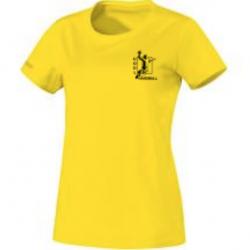 T-shirt Jaune – Référence 6133-03 – Femme