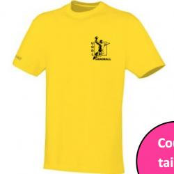 T-shirt Jaune – Référence 6133-03 – Homme