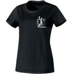 T-shirt Noir – Référence 6133-08 – Femme