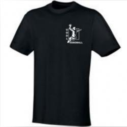 T-shirt Noir – Référence 6133-08 – Homme