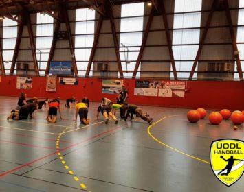 Handball et galettes 2018