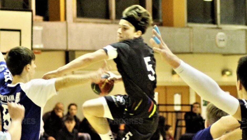 Les joueurs locaux ont de l'énergie. Photo d'archives Marc DESMARIS